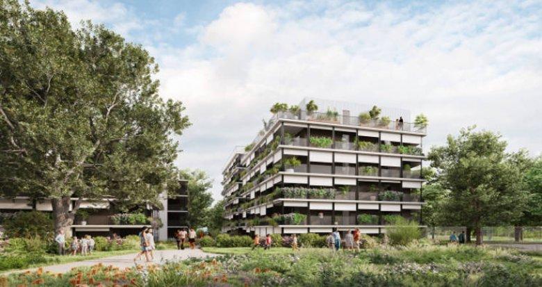 Achat / Vente immobilier neuf Toulouse–St-Martin-du-Touch au cœur d'un écrin de nature (31000) - Réf. 5609