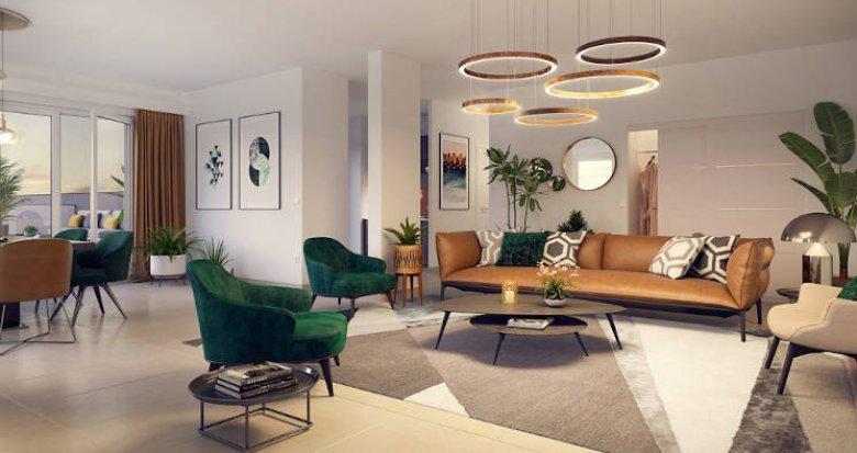 Achat / Vente immobilier neuf Toulouse sur bords du Canal du Midi (31000) - Réf. 4163