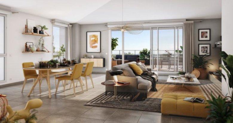 Achat / Vente immobilier neuf Toulouse sur les hauteurs de Pech David (31000) - Réf. 5110