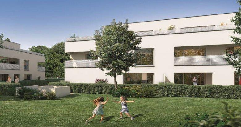 Achat / Vente immobilier neuf Tournefeuille aux portes de Toulouse (31170) - Réf. 4463
