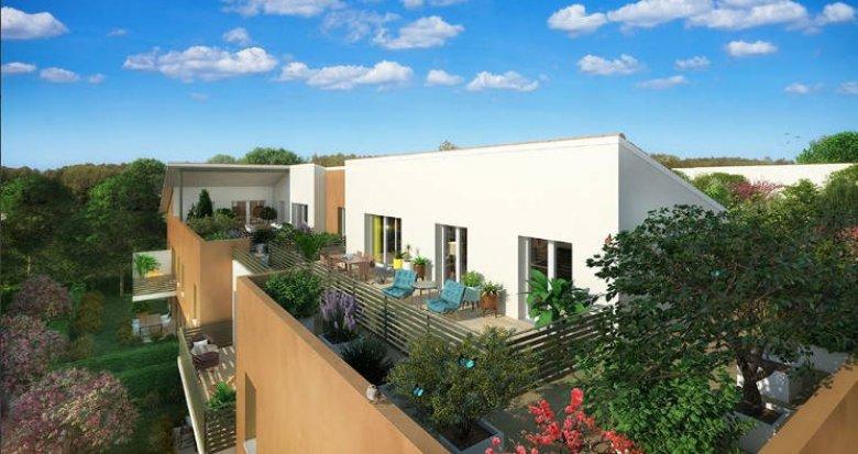Achat / Vente immobilier neuf Tournefeuille proche centre-ville (31170) - Réf. 3154