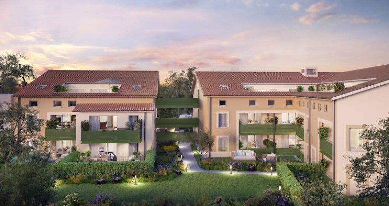 Achat / Vente immobilier neuf Tournefeuille proche écoles et commodités (31170) - Réf. 4565