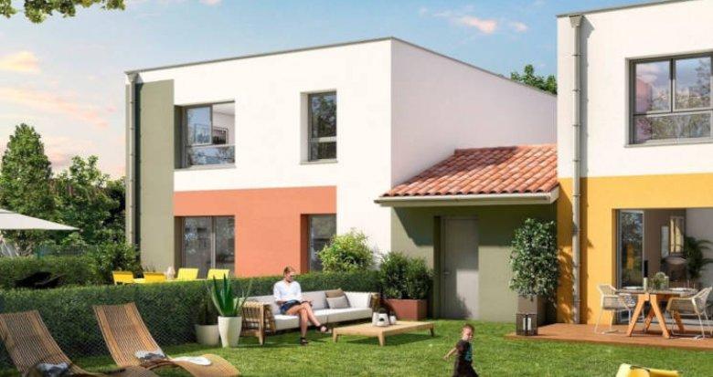 Achat / Vente immobilier neuf Tournefeuille proche parc de la Ramée (31170) - Réf. 3805